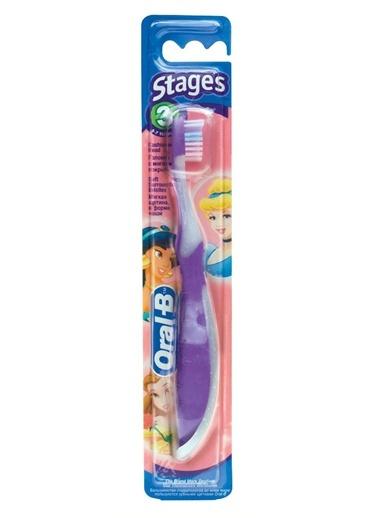 Diş Fırçası Çocuk Stages 3: 5-7 Yaş-Oral-B